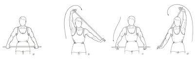 exercices d'échauffements sports et activités physiques
